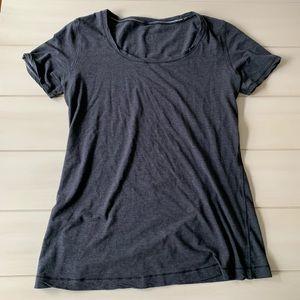 🍋lululemon shortsleeve cotton top